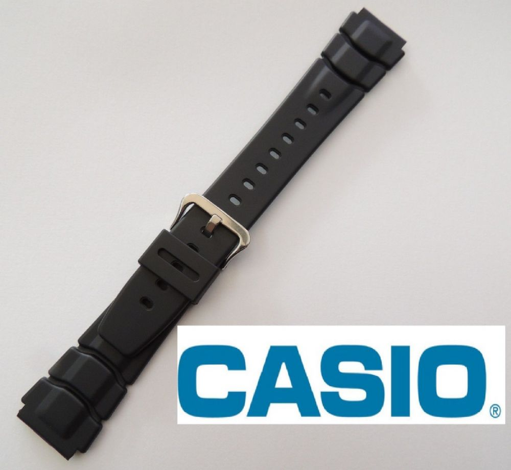 bracelet Casio Watch Straps casio XCA41618 2025 mm ALT 6000  u9j9C